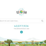 Ecosia, a search engine company aims to use profits to plant 1 billion trees by 2020