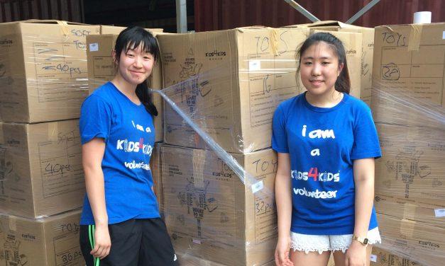 香港- Kids4Kids童協基金會 愛心分享大行動2019