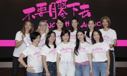 "Eco Drive calls Hong Kongers to Join together and say ""ENOUGH PLASTIC"" on May 30"
