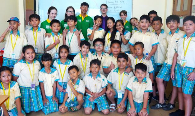 Community Education Abroad(CEDA)連繫全球公民為亞洲發展中國家兒童推廣普及教育