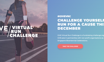Give.Asia Virtual Run Challenge 2019 I Dec 7 -15